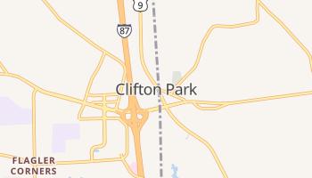 Clifton Park, New York map