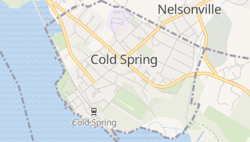 Cold Spring, New York map