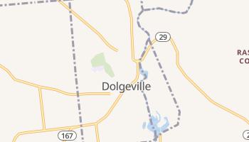 Dolgeville, New York map