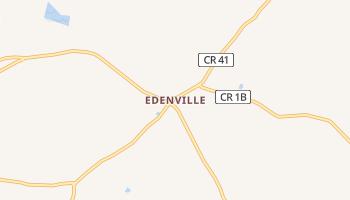 Edenville, New York map