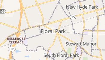 Floral Park, New York map