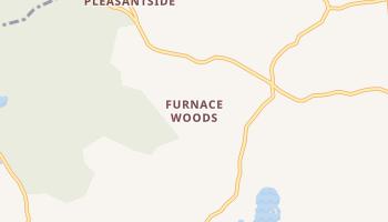 Furnace Woods, New York map