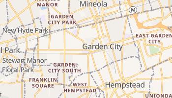 Garden City, New York map