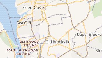 Glen Head, New York map