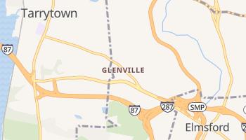 Glenville, New York map