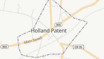 Holland Patent, New York map