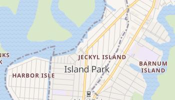 Island Park, New York map