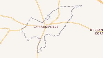 La Fargeville, New York map