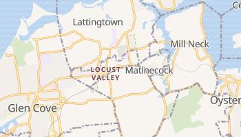 Locust Valley, New York map