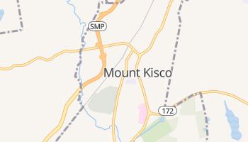 Mount Kisco, New York map