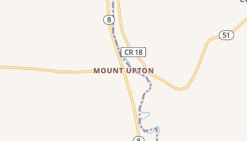 Mount Upton, New York map