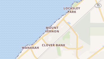 Mount Vernon, New York map