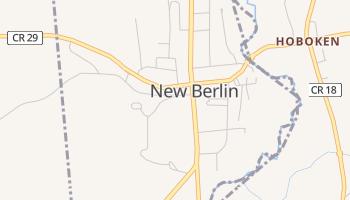 New Berlin, New York map