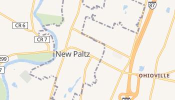 New Paltz, New York map