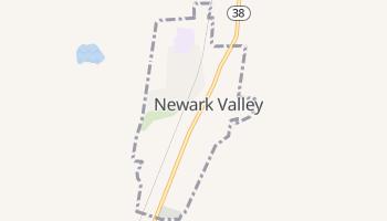 Newark Valley, New York map