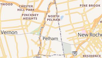 Pelham, New York map
