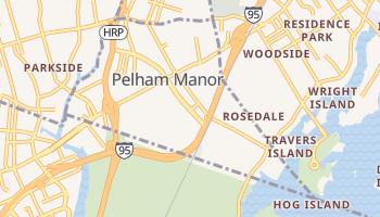 Pelham Manor, New York map