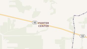 Porter Center, New York map