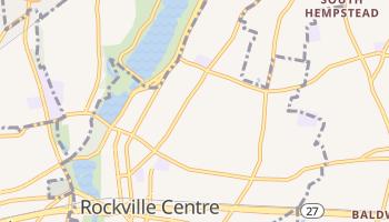 Rockville Centre, New York map