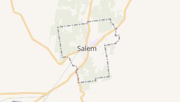 Salem, New York map