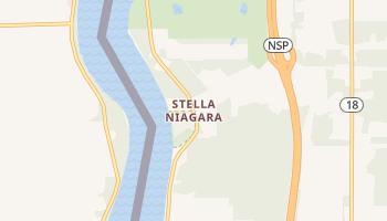 Stella Niagara, New York map