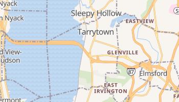 Tarrytown, New York map