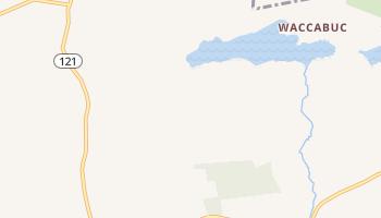 Waccabuc, New York map