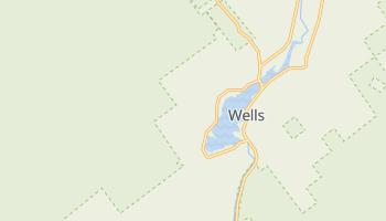 Wells, New York map