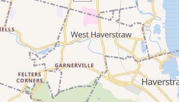 West Haverstraw, New York map