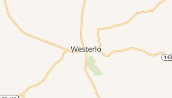 Westerlo, New York map