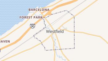 Westfield, New York map