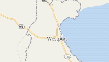 Westport, New York map