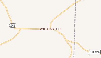 Whitesville, New York map