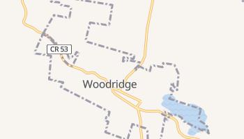 Woodridge, New York map