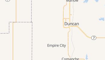Empire City, Oklahoma map