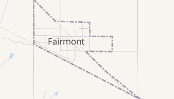 Fairmont, Oklahoma map