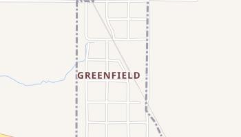 Greenfield, Oklahoma map