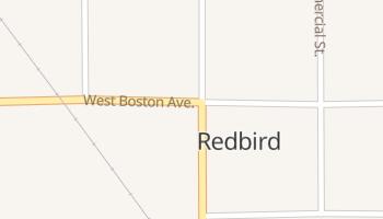 Red Bird, Oklahoma map