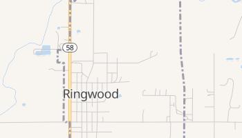 Ringwood, Oklahoma map