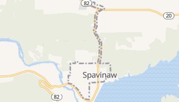 Spavinaw, Oklahoma map