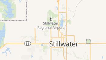 Stillwater, Oklahoma map