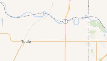 Tuttle, Oklahoma map