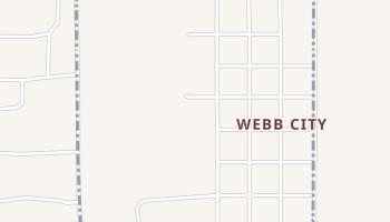 Webb City, Oklahoma map