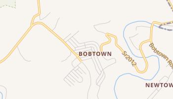 Bobtown, Pennsylvania map