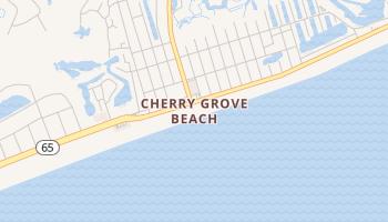 Cherry Grove Beach, South Carolina map