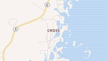 Cross, South Carolina map