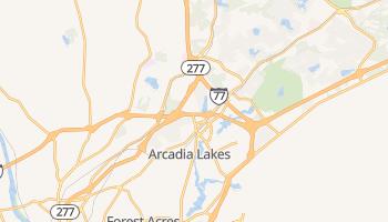 Dentsville, South Carolina map