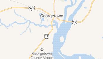 Georgetown, South Carolina map