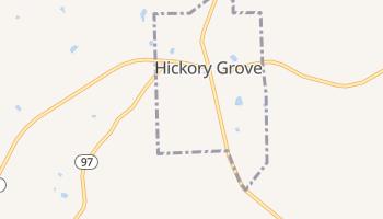 Hickory Grove, South Carolina map