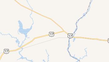 Jacksonboro, South Carolina map